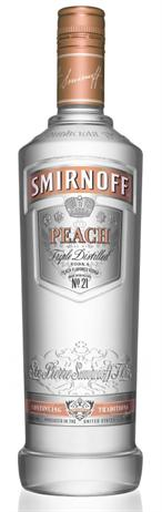 Smirnoff Vodka Peach